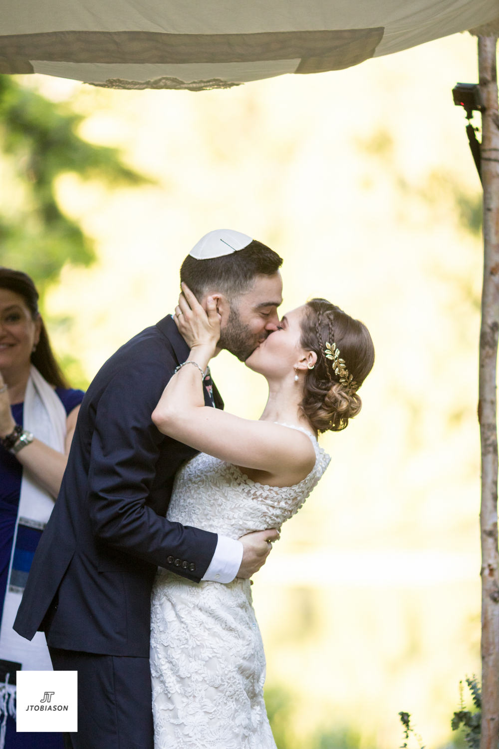 Jewish Summer Camp Wedding-24
