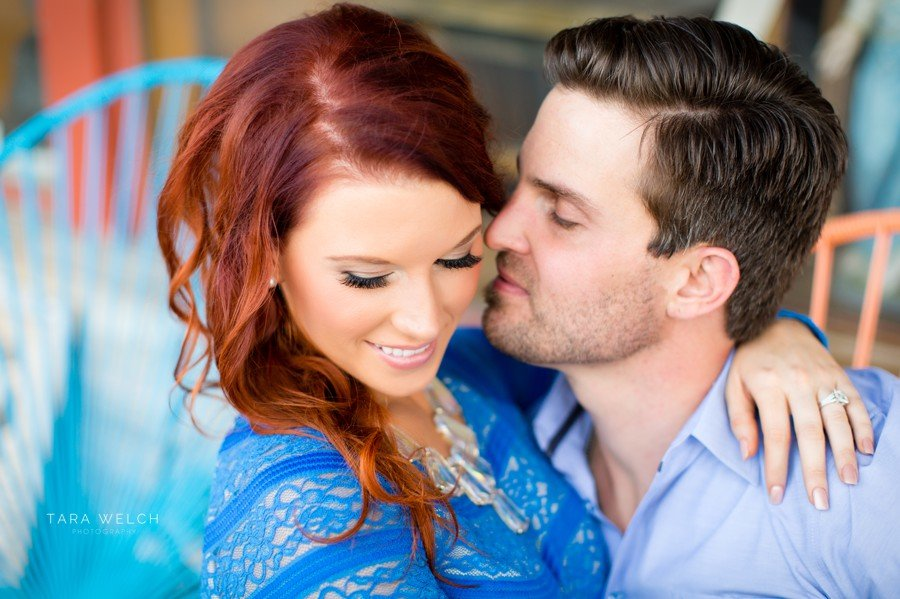 Tara Welch Photography | Austin Engagement Portraits
