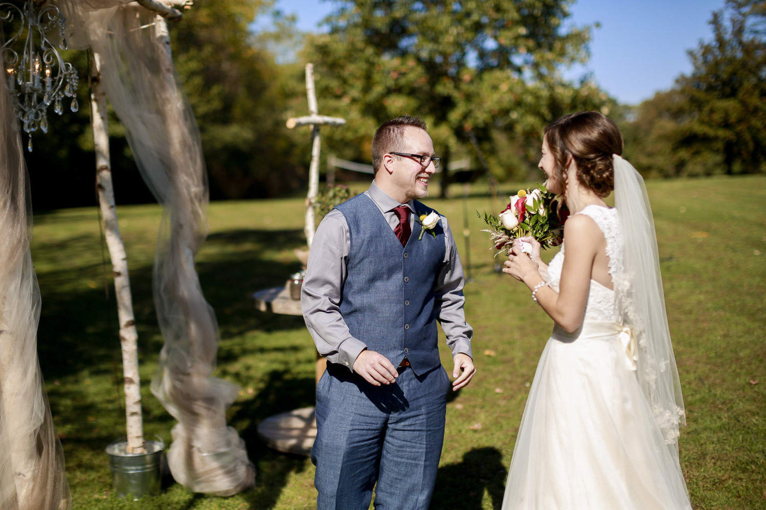 Bloomington Normal Central Illinois Wedding Photographers Caitlin & Luke Photography