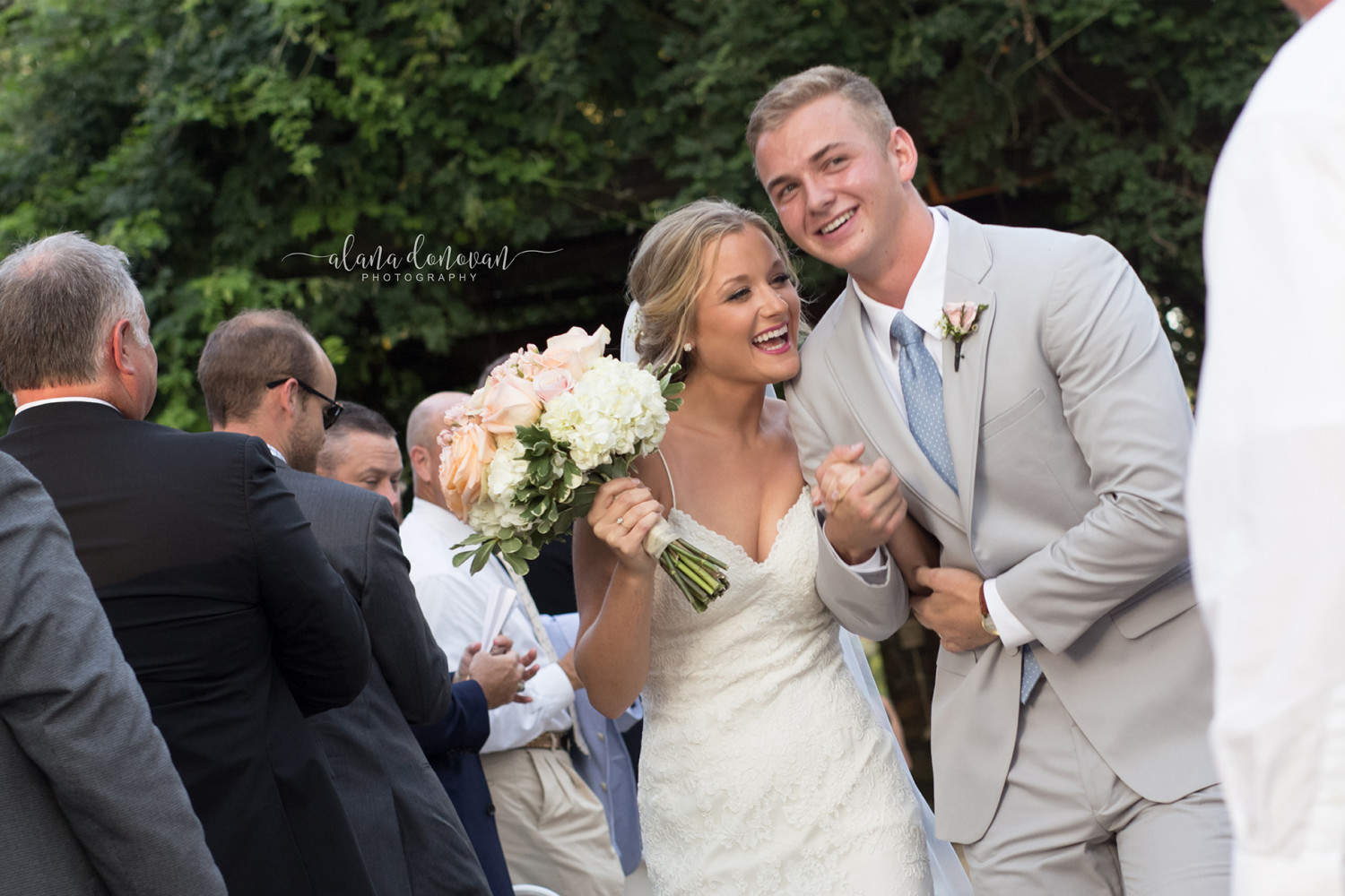 Alana Donovan Photography | Summer Wedding