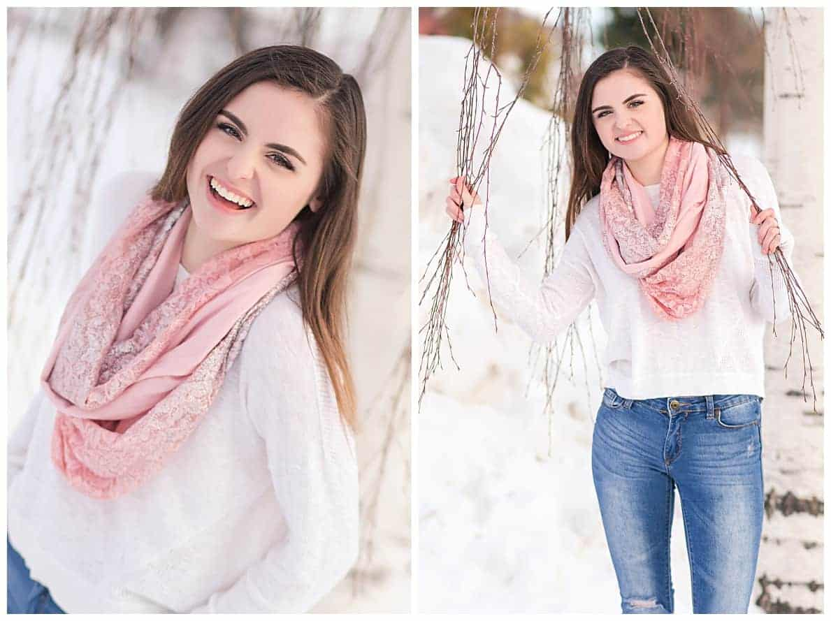 Senior pictures in Minot ND