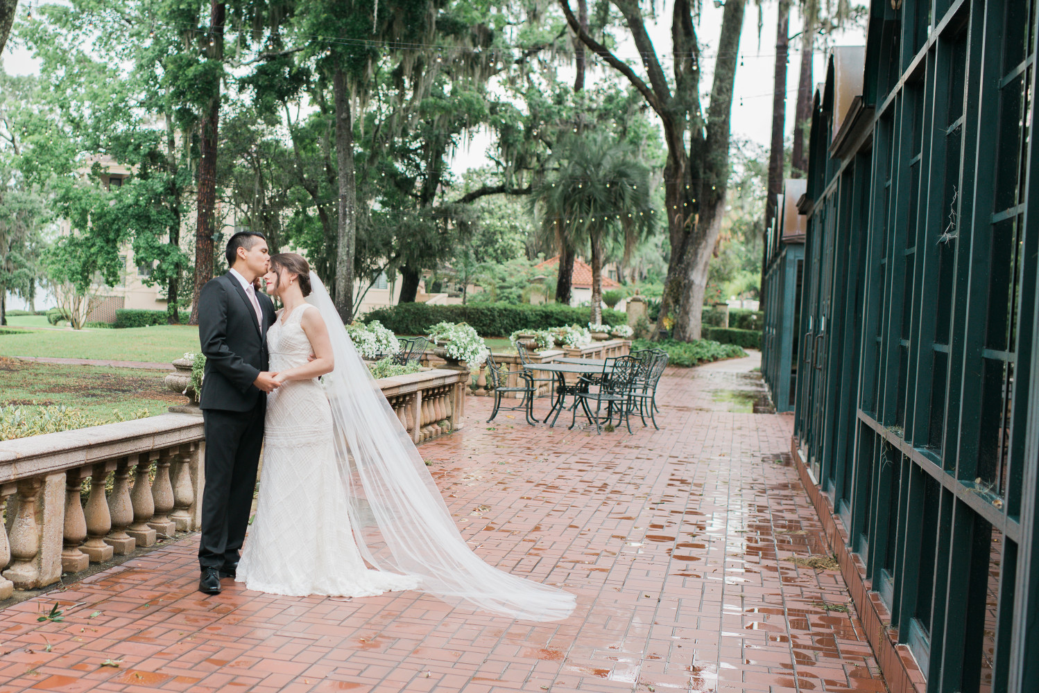 Epping Forest Jacksonville, Fl wedding
