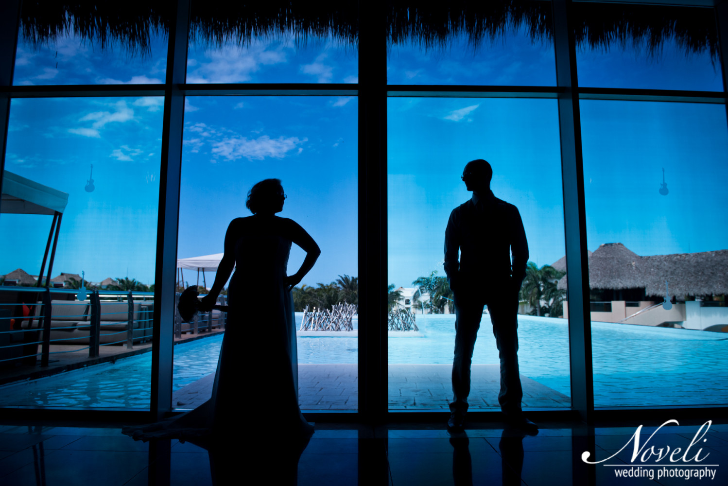 Hard Rock Casino Punta Cana Wedding | Noveli Wedding Photography