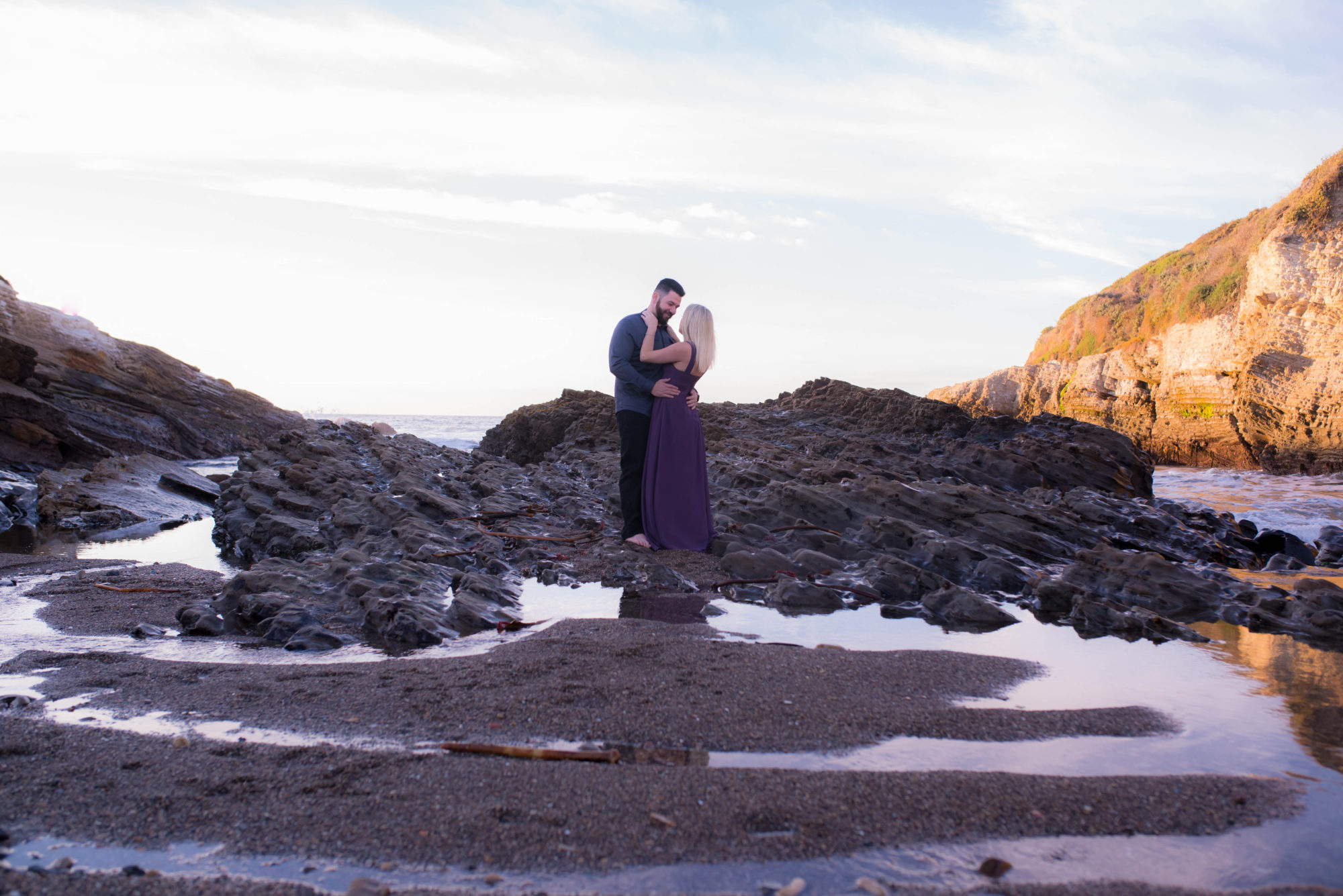 Montana de Oro Engagement Session