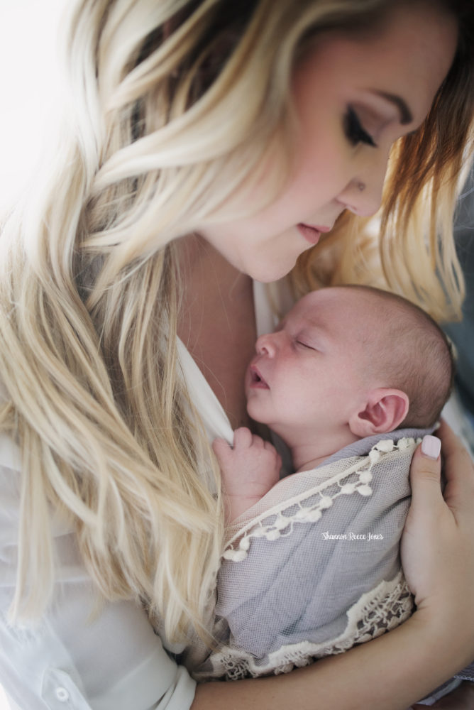Houston Newborn Photographer | Shannon Reece Jones | 1