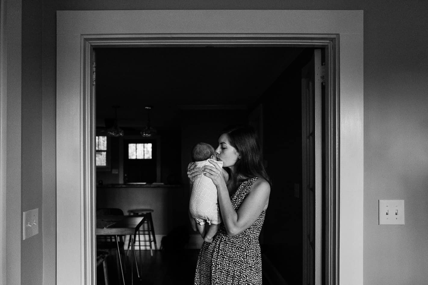 Bay Area documentary newborn + family photographer Jenna Christina