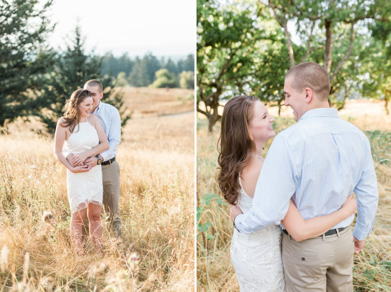 Timeless wedding and engagement photography in Portland Oregon