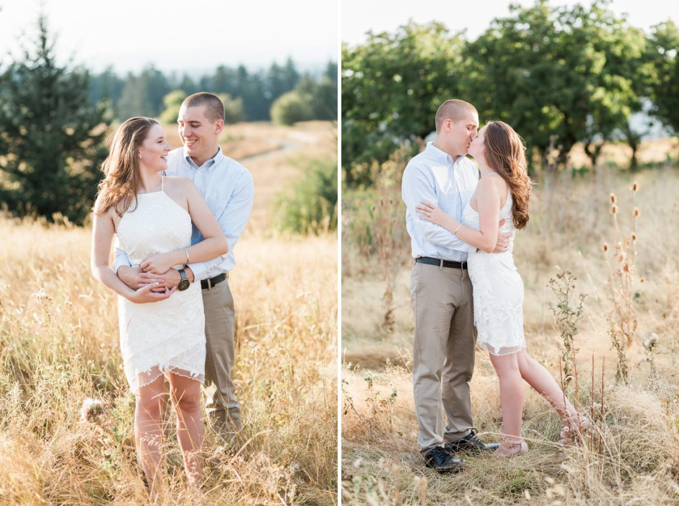 Classic and candid Portland Oregon wedding photography