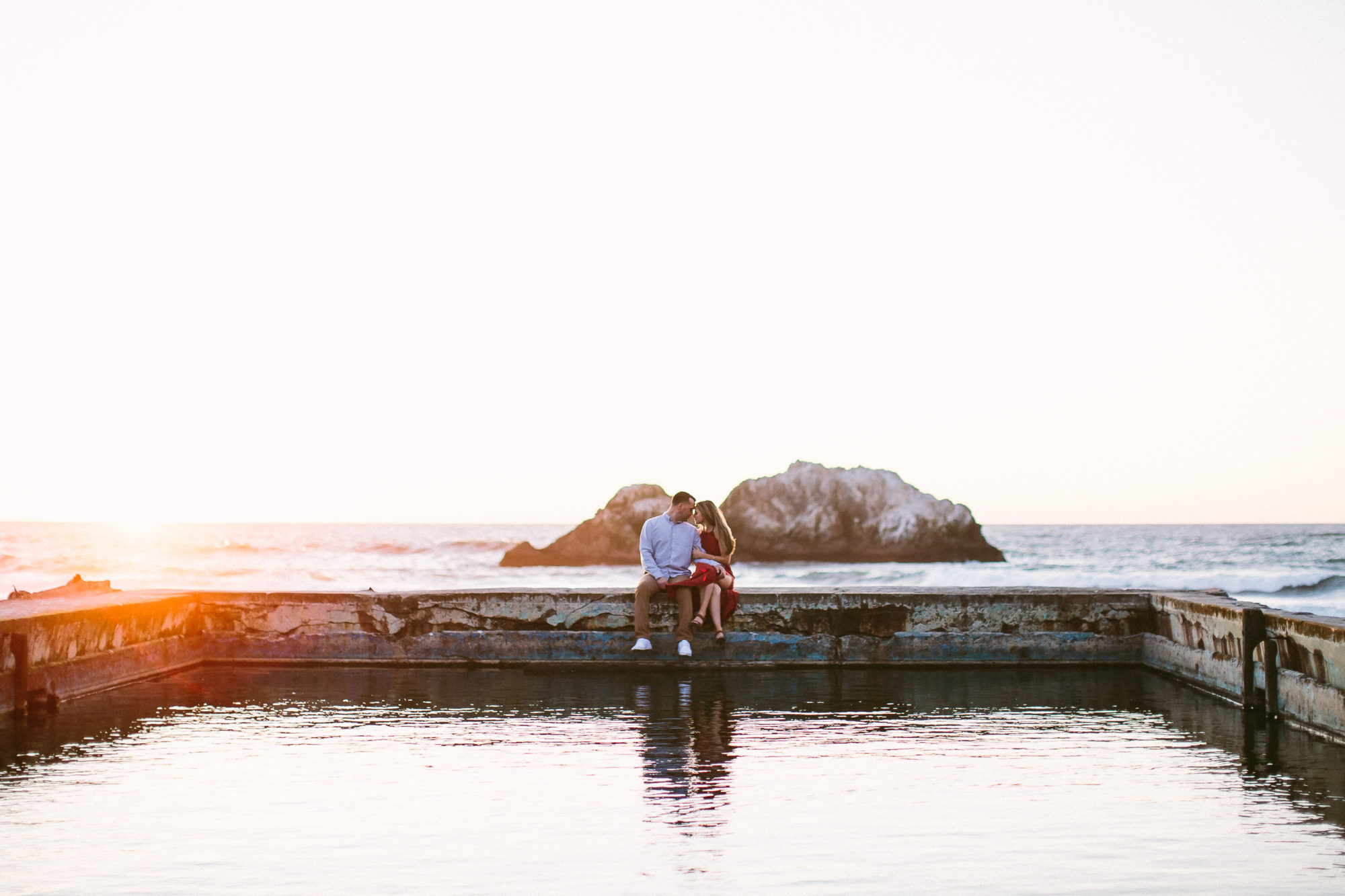6 Tips For An Epic + Authentic Engagement Session | Kreate Photography, California Wedding Photographer