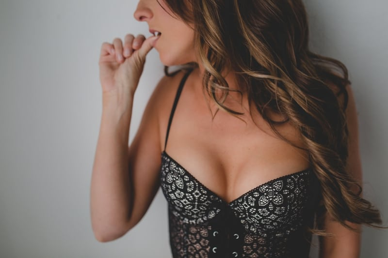 Empowering Women through Boudoir | Tampa Photographer