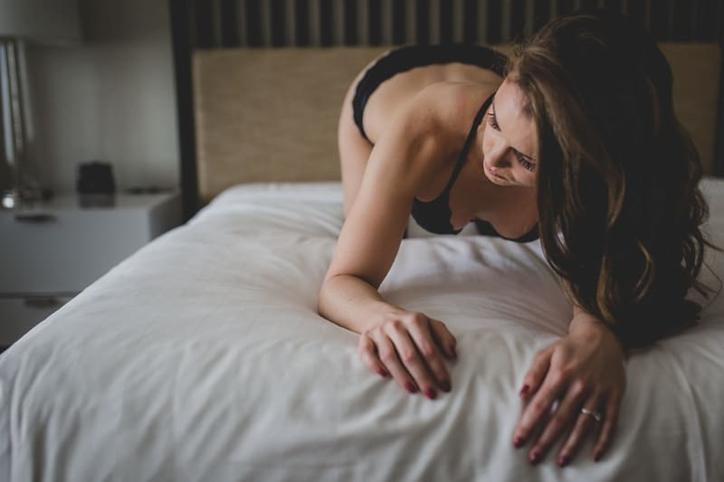 Empowering women through boudoir photography by Saint Petersburg photographer - Tami Keehn