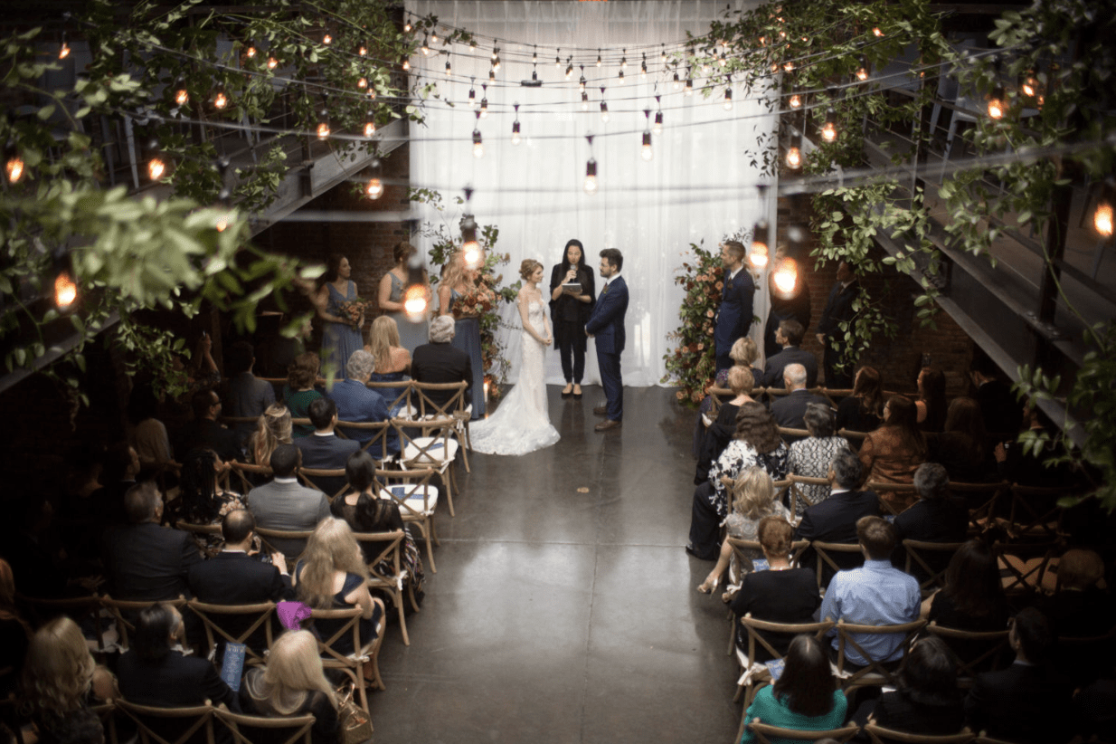 Two Kindred Event Planners | The Foundry Wedding