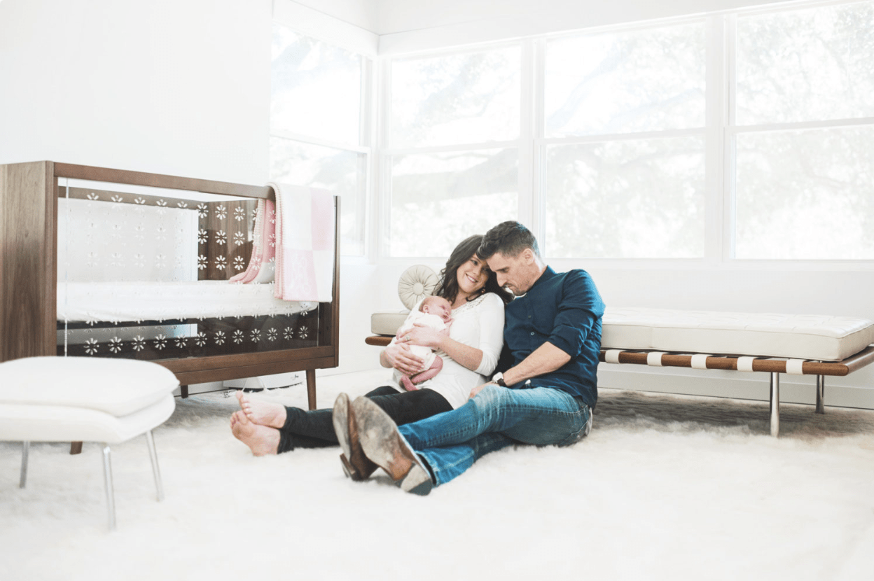 Why I adore lifestyle newborn photography