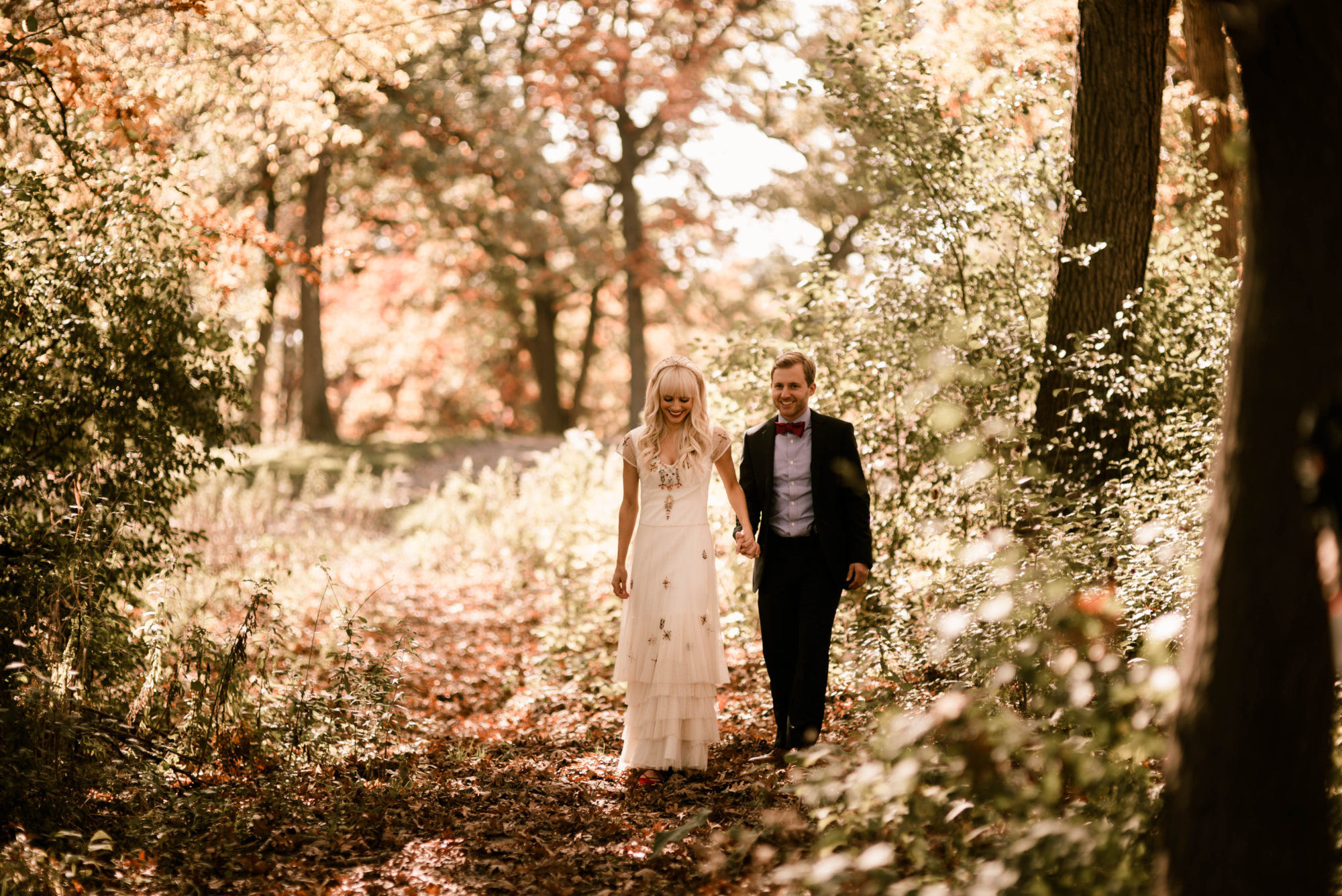 Intimate Chalet Wedding With Hand-Made Details