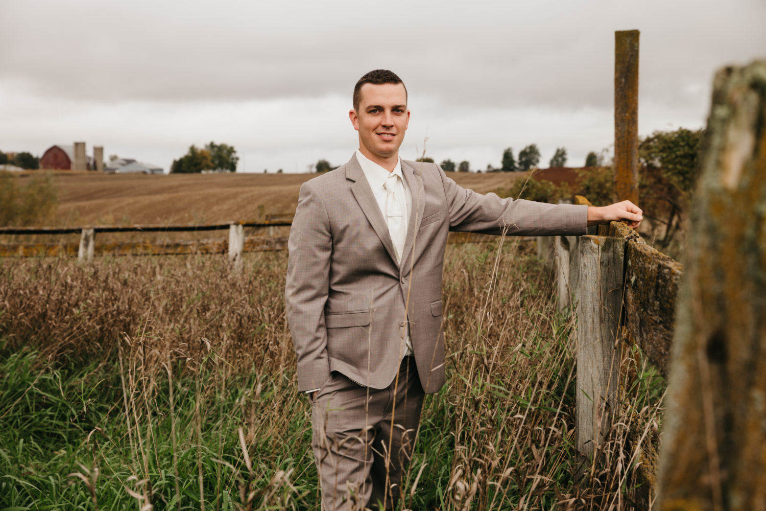Amanda Steffke Photography - Groom