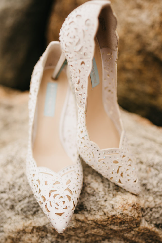 Amanda Steffke Photography - Bridal Shoes