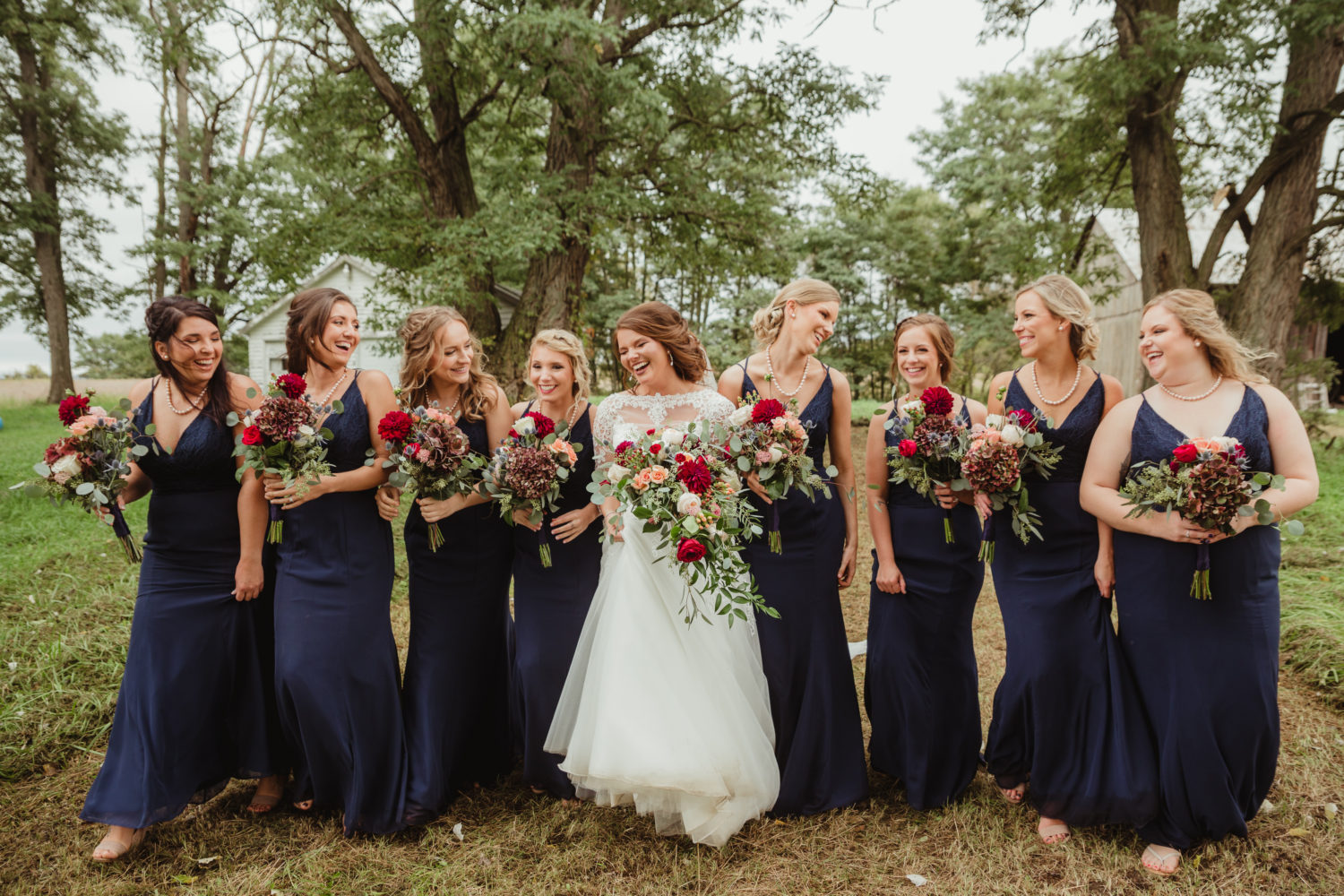Amanda Steffke Photography - Bridesmaids