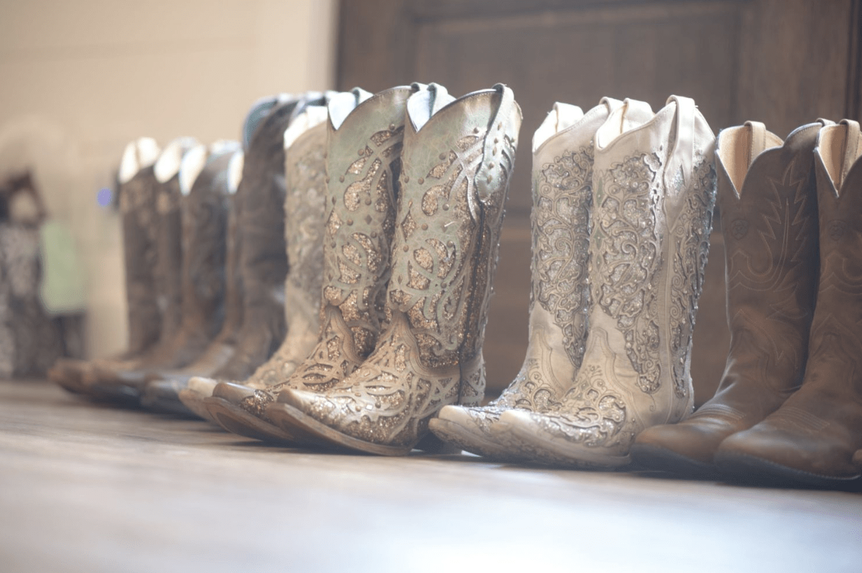 Southern Country Charm Weddings