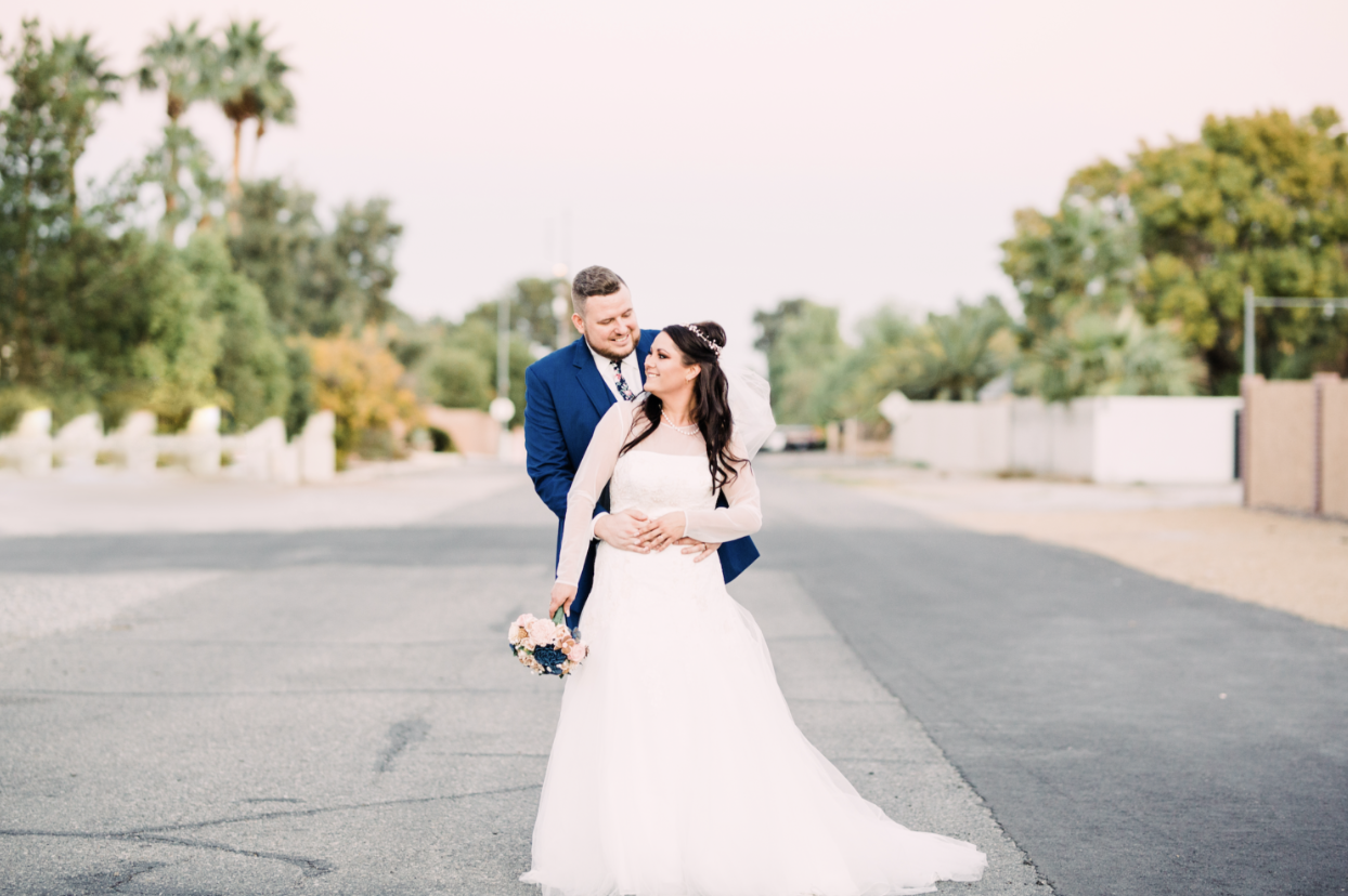 Alycia Moore Photography | A Whimsical Wedding in Las Vegas