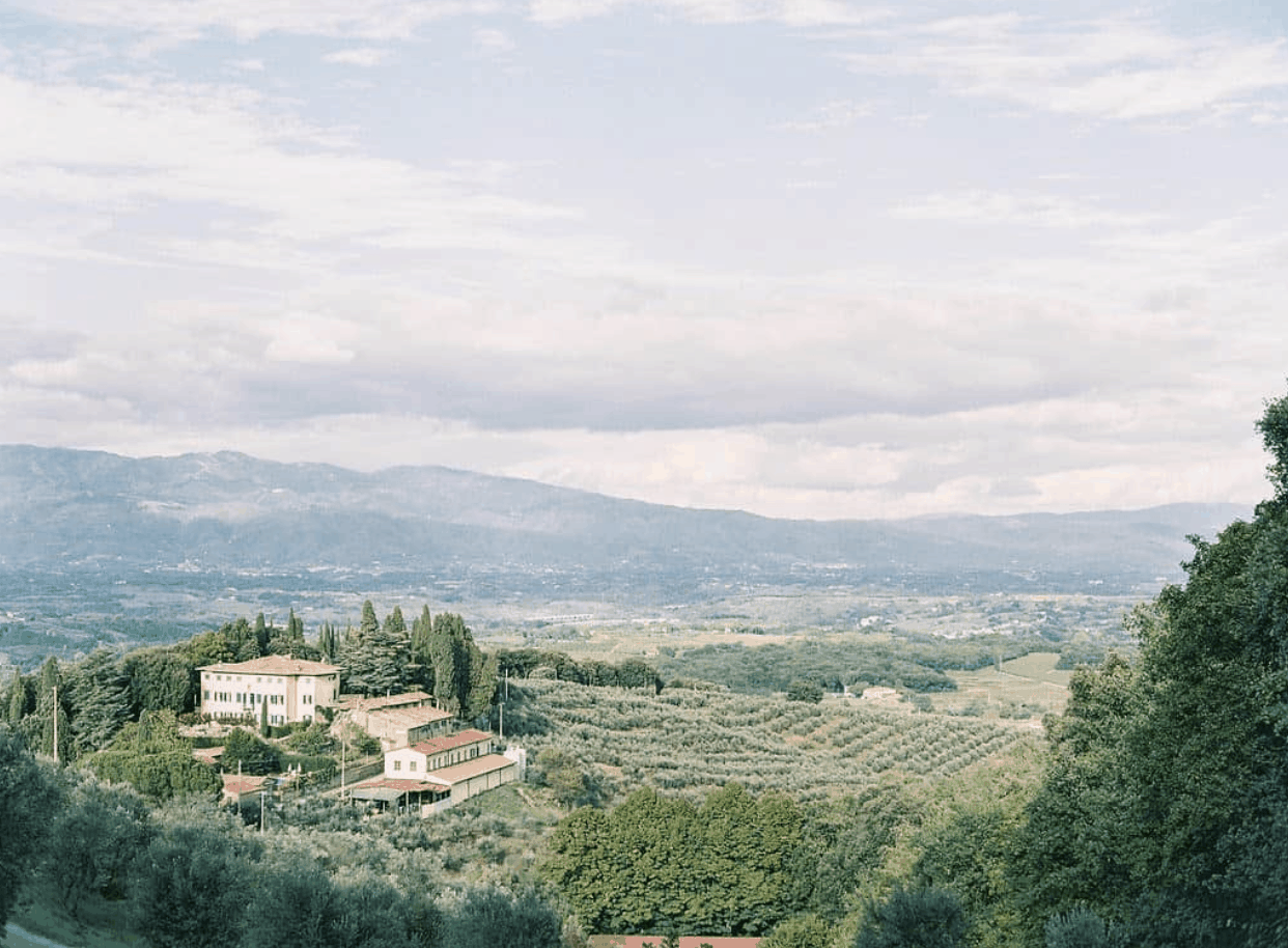 Amber Events | Intimate Destination Wedding in Tuscany