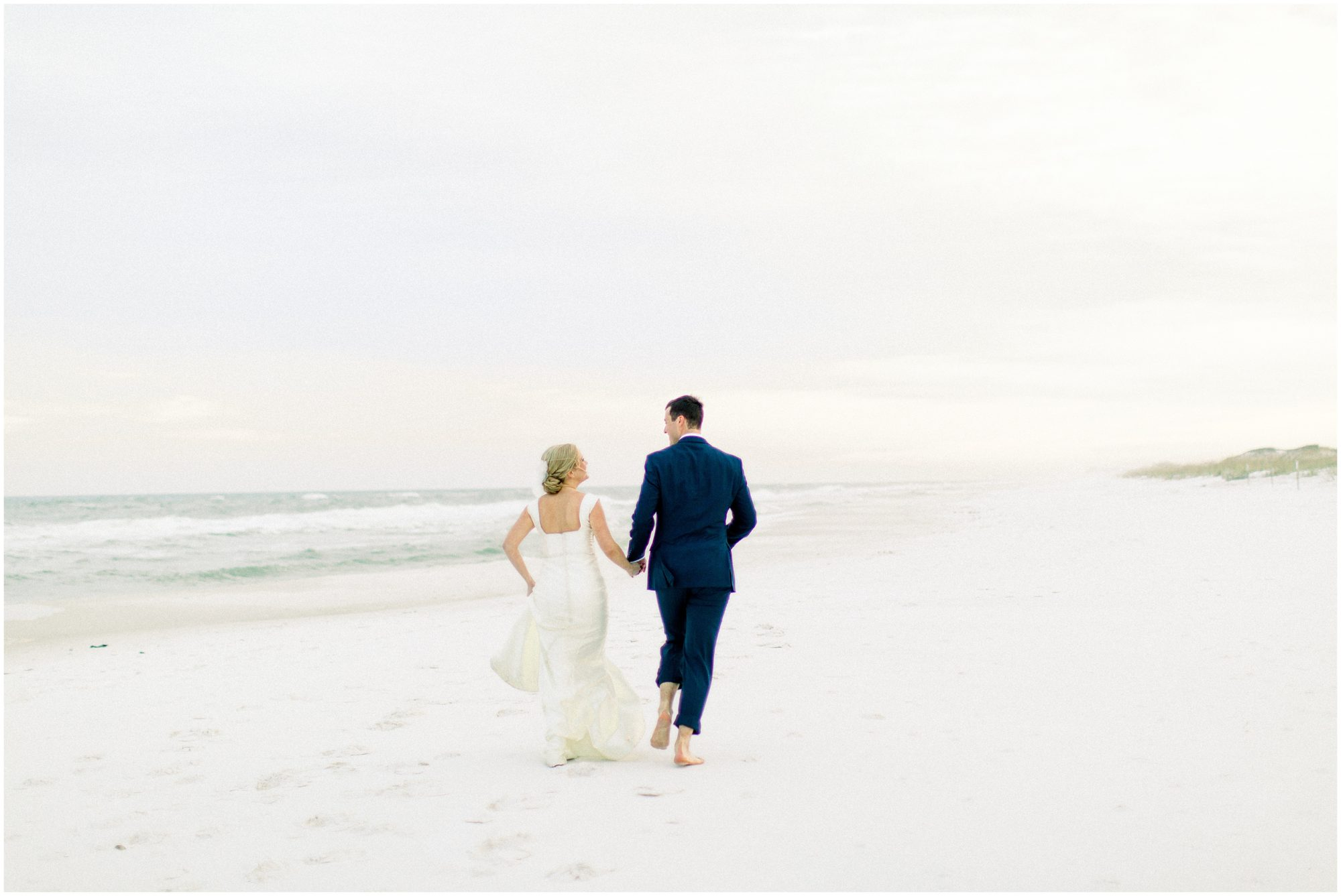 An Intimate Oceanside Wedding | Purposefully Given Photography