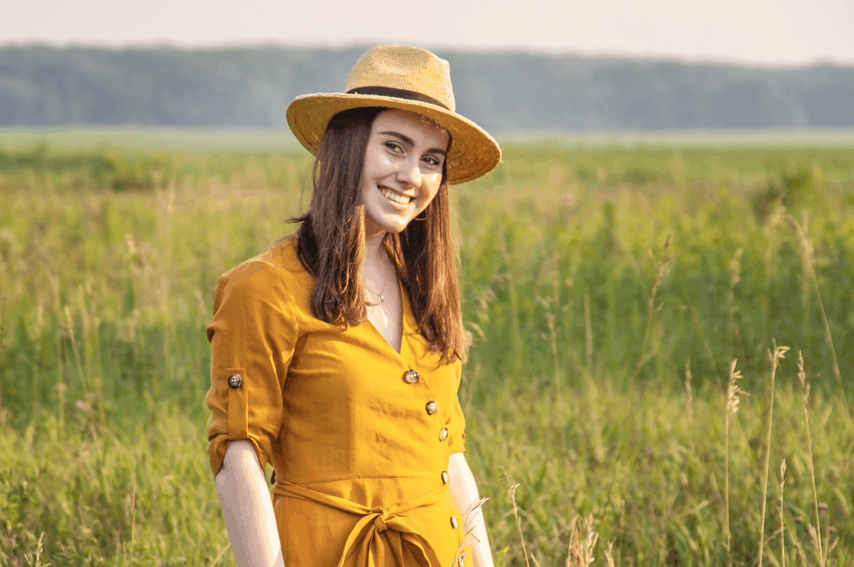 Mariah Maude Photography | Adventure in the Fields & Woods