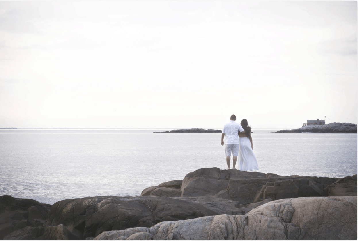 Wedding Photography in New England: It Shore is Lovely!