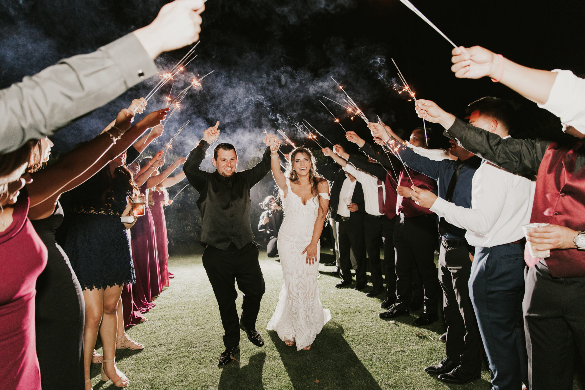 With 500 weddings executed, what makes one the best?