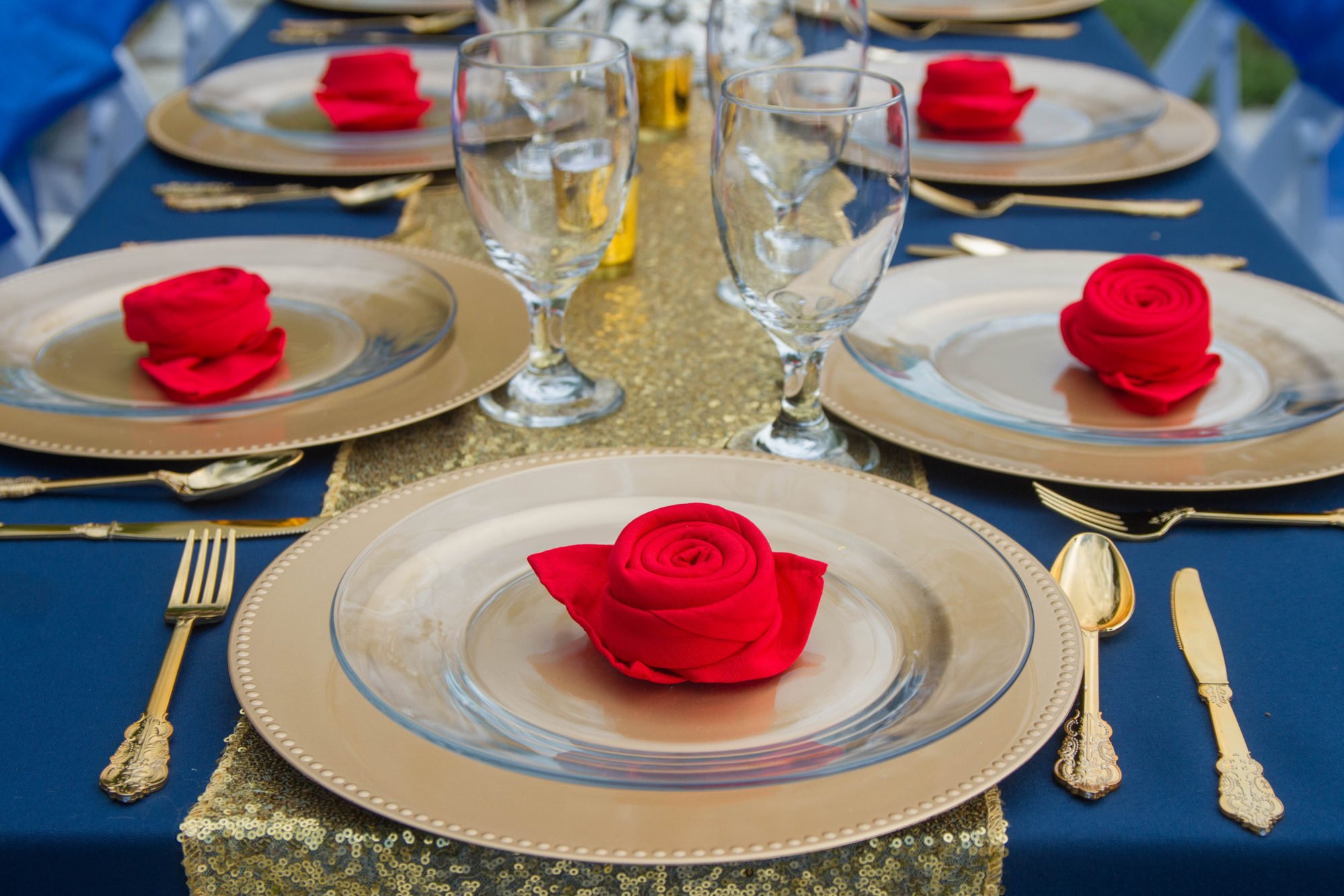 Beauty & the Beast Themed Wedding - It's All In the Details